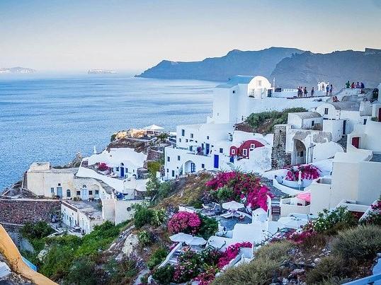 Griechischer Ferienort in Griechenland mit Ausländern ab 1.7.2020