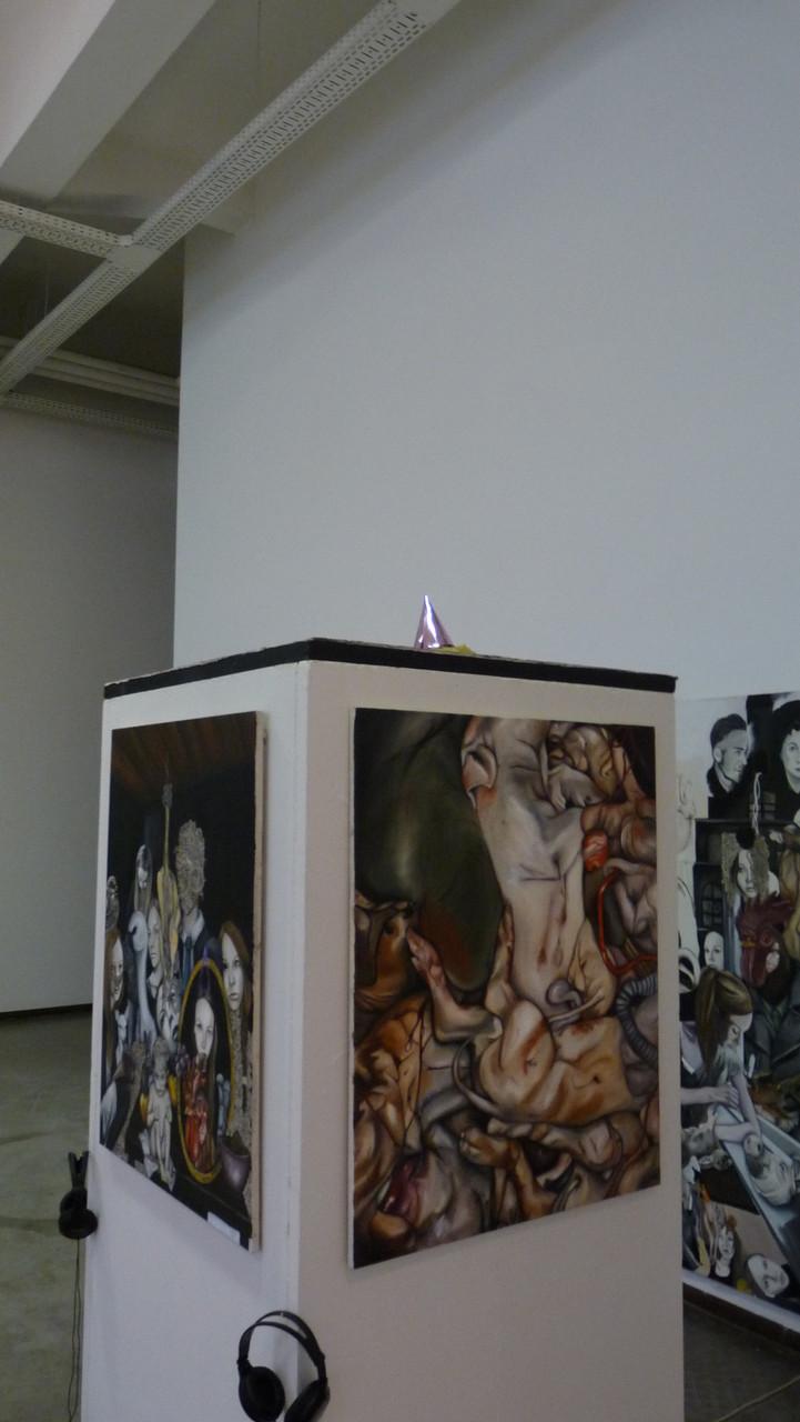 arche lydia / lydia´s ark . 2012 . about 200x200x150 . kunsthaus hamburg
