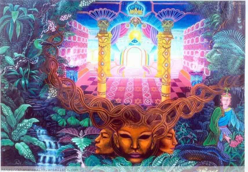spirit of ayahuasca