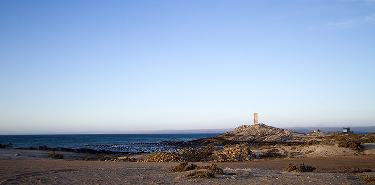 Lûderitz - Diaz point