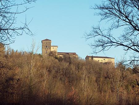 Mouzens, petit village du Tarn