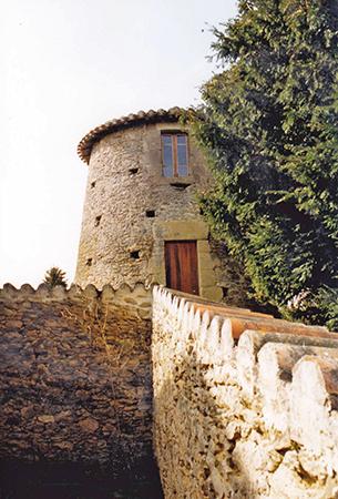 le moulin du hameau de Saint-Laurent. Crédit photo : Pierre Mercié