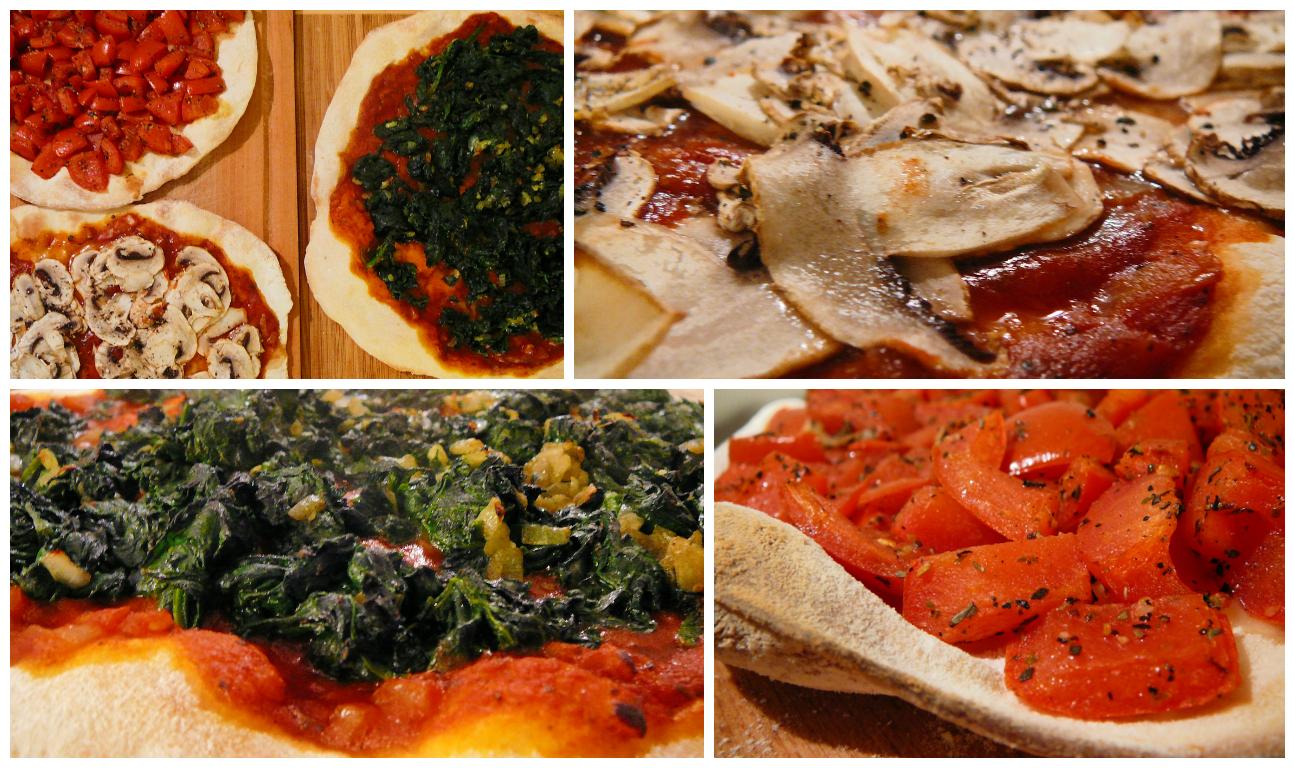 Pizza Trilogie