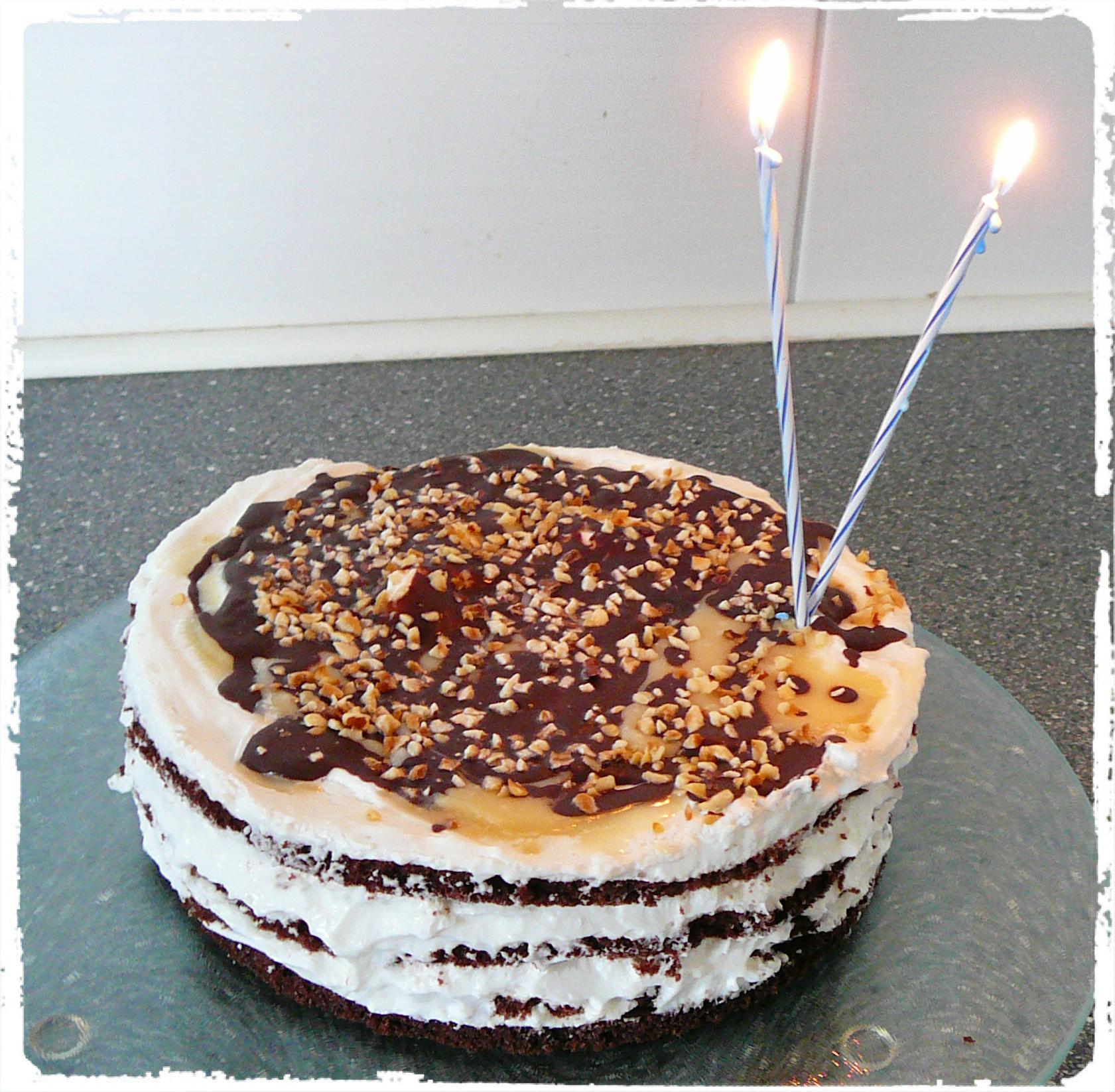 Erwachsenen-Mini-Queen-Torte