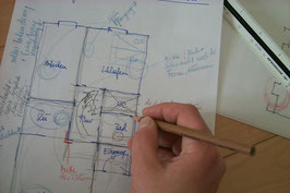 Ein architektonisch-energetisches Coaching ist in jeder Entwurfsphase sinnvoll