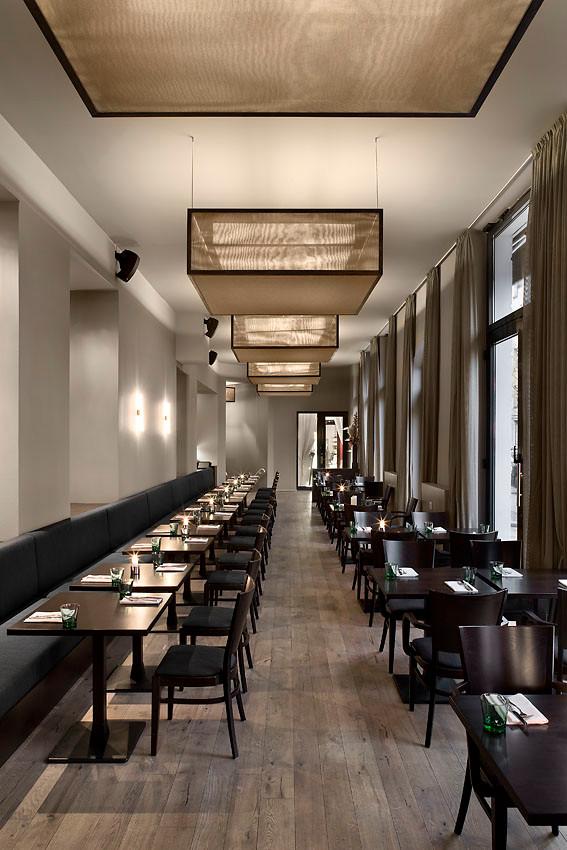 Design Deckenlampen für Hotel und Gastronomie
