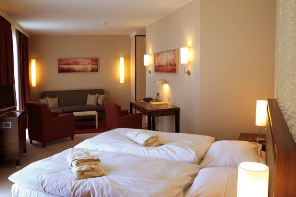 Hotelzimmer Beleuchtung