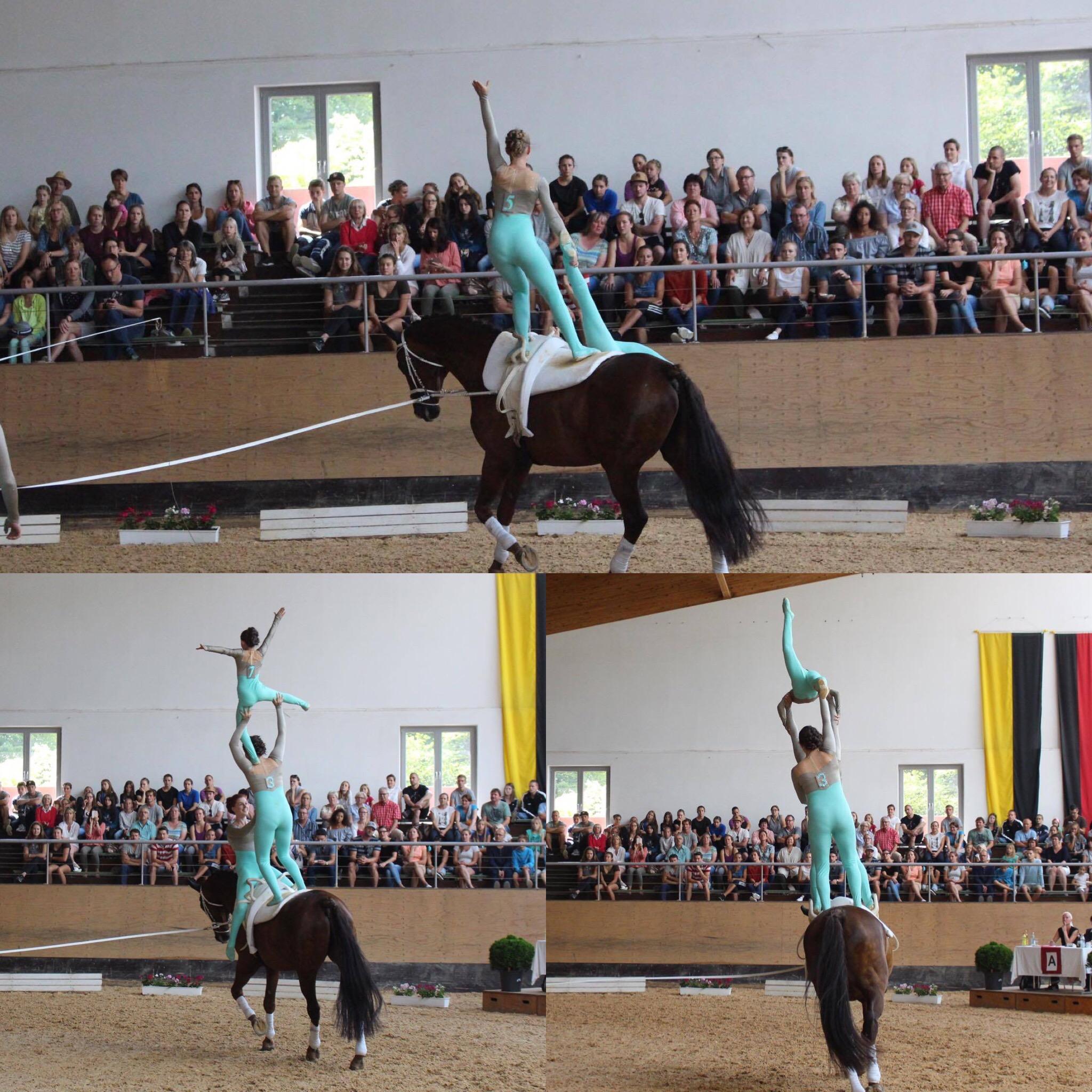 Bayerische Meisterschaft Lohe 1