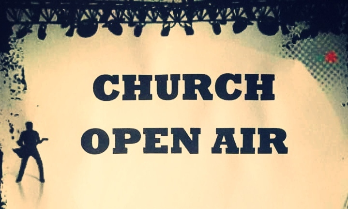 """Church Open Air"""