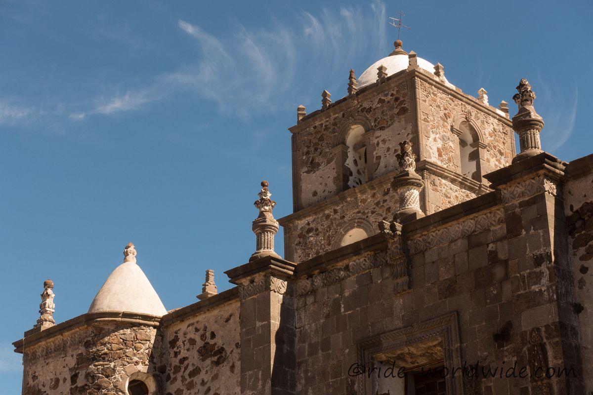 Missionskirche von San Javier