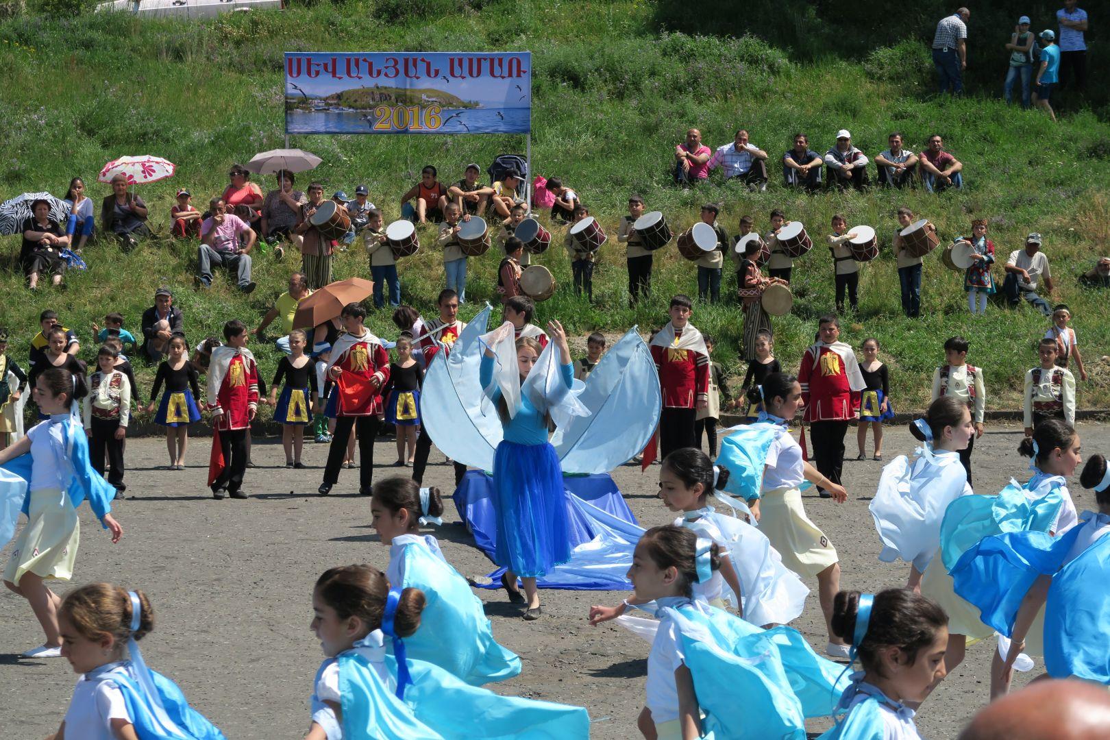 Musical am Sevansee