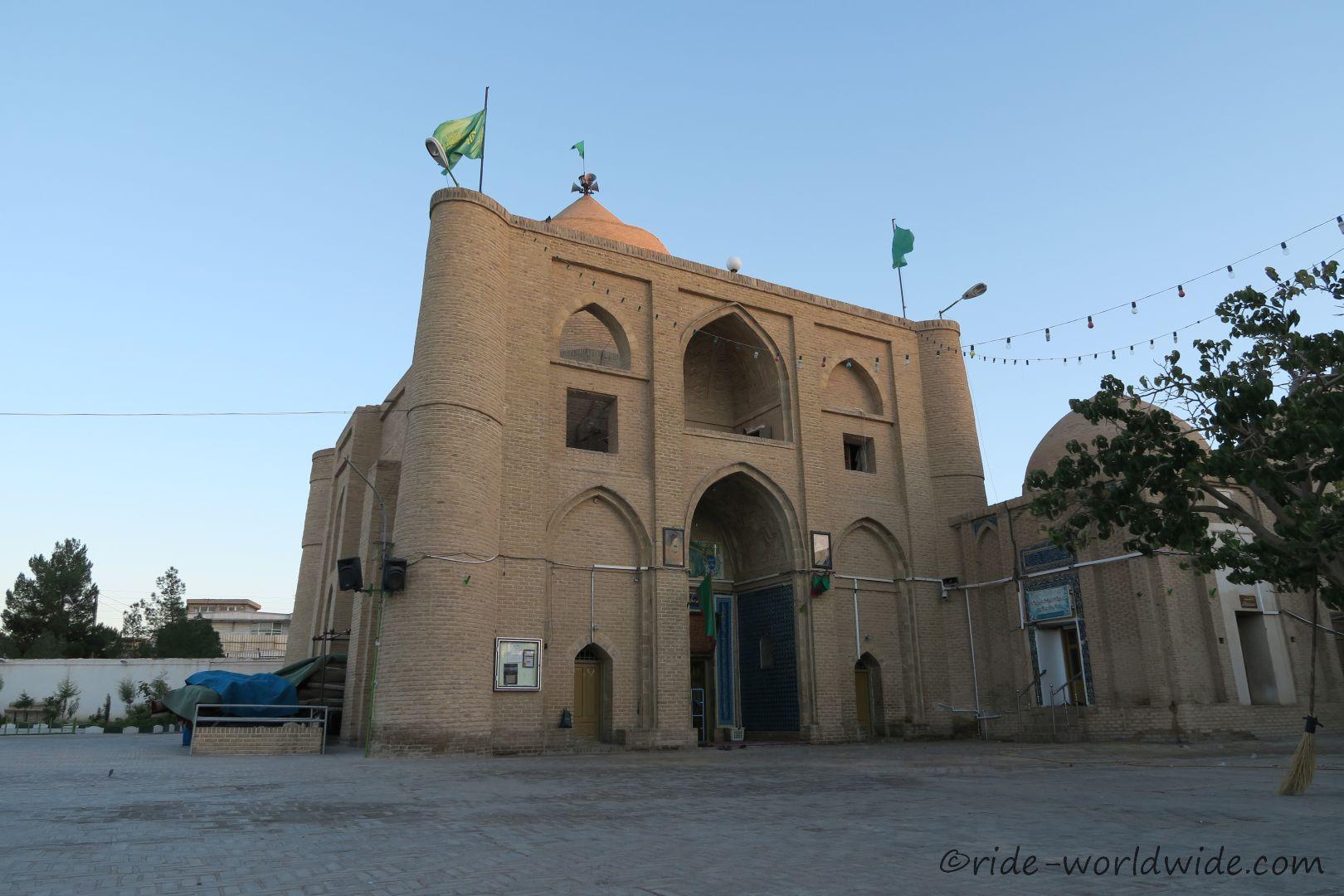 Eine der ältesten Moscheen