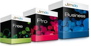 Jimdopakete: Free, Pro und Business zugeschnitten auf Ihre Anforderungen