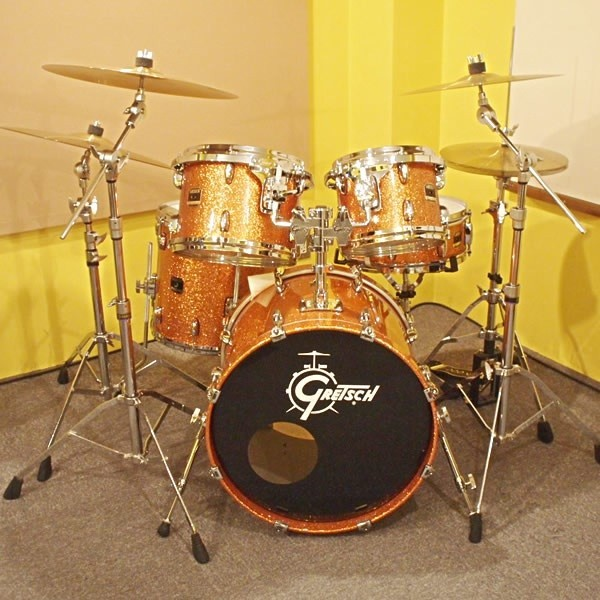 GRETSCH / RENOWN MAPLE 20BD SET:20X16BD 10X8TT 12X9TT 14X14FT