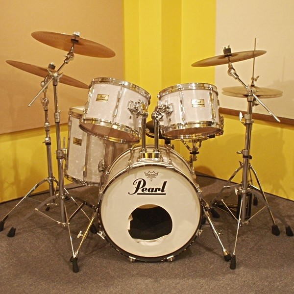 PEARL / MX 20BD SET:20X14BD 12X8TT 13X9TT 16X16FT