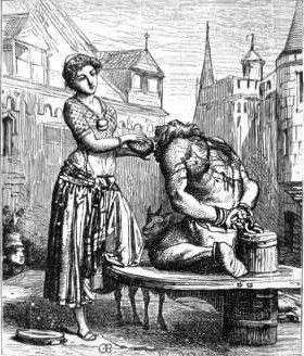 Esméralda et Quasimodo sont nés à Reims.