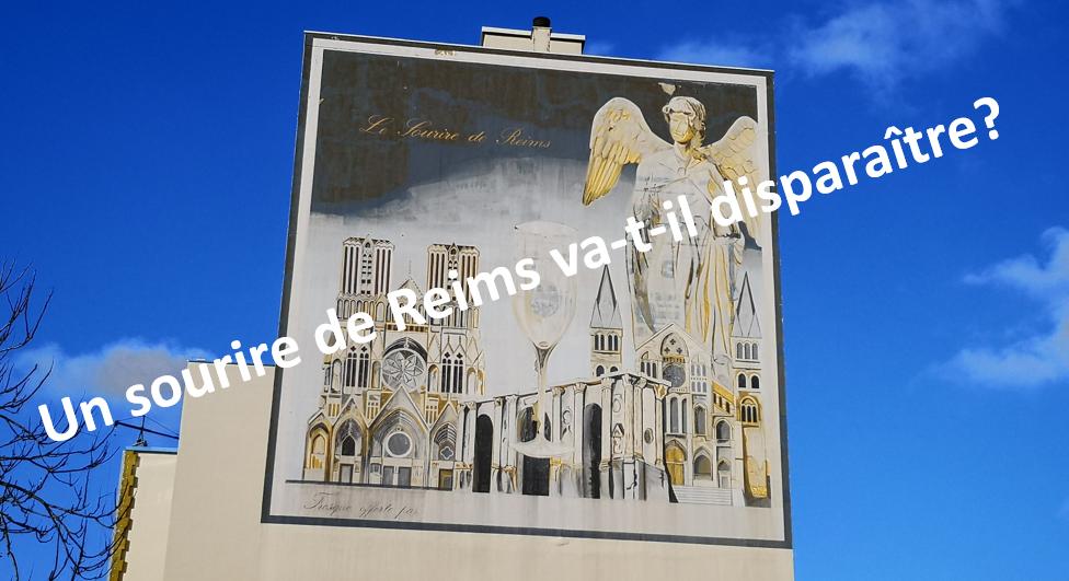 Un sourire de Reims va-t-il disparaître?