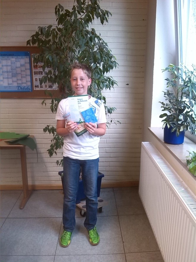 Unser Spitzenreiter Niklas Krul