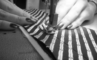 Coser corbata