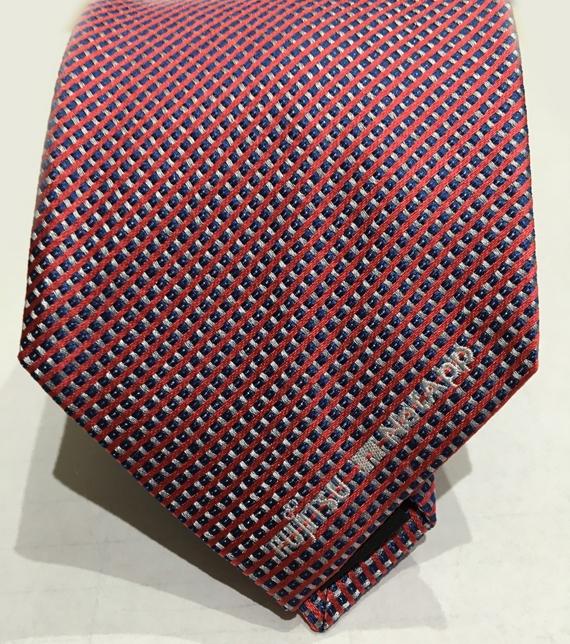 Corbata seda con un logo, Fujitsu, Alemania