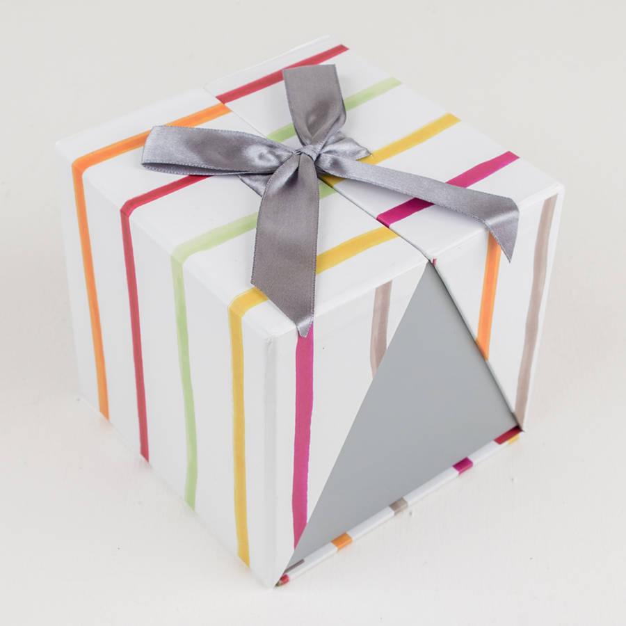 Caja regalo fular