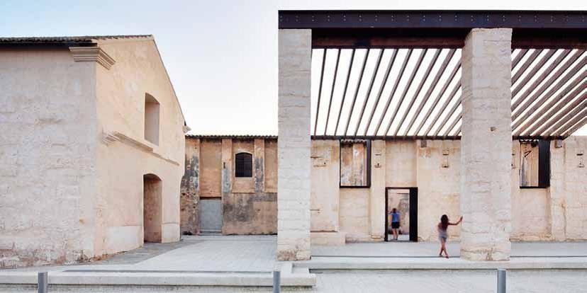 Amménagement de l'enceinte industrielle de Can Ribas (Espagne), 2011 - FINALISTE 2012