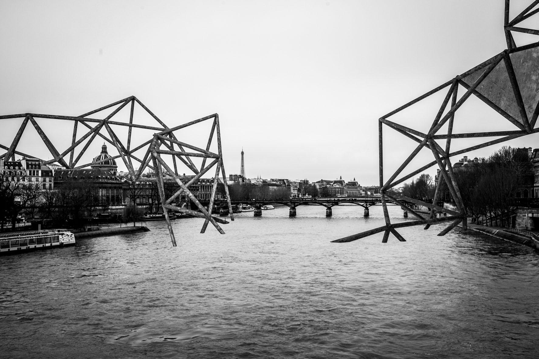 Mégastructure, Prix diffusion, Marianne Ferrand & Yan Aken