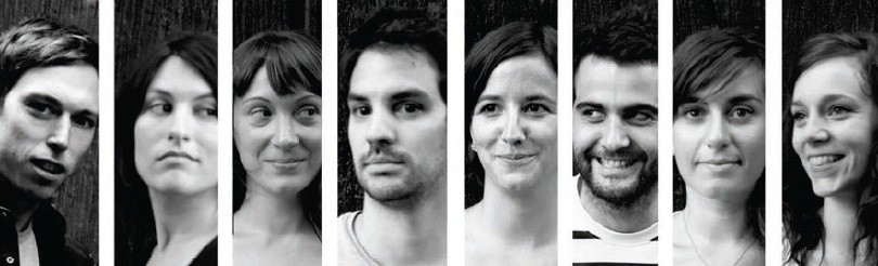 # L'équipe : RNDM+ Aurélie Fabre - Estelle Bourreau - Marion Allier - Nicolas Lucas - Juliane Sarrazin - Xavier Martinet - Caroline Aurimond - Jean-Baptiste Coltier (pièce : Des livres et vous)