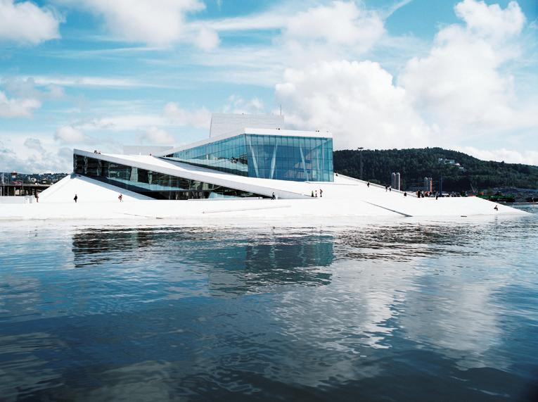 Snohetta | norvège © Jens Passoth