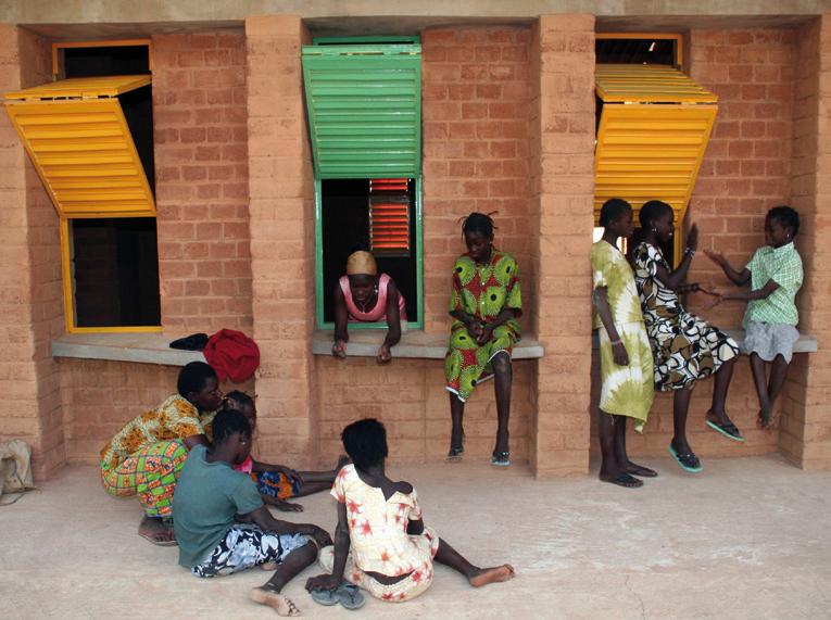 Diebédo Francis Kéré | Burkina Faso © D.Francis Kéré