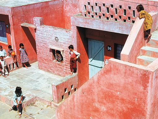 Balkrishna Doshi | Inde © Yatin Pandiya