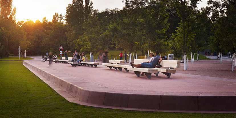 Parc de Gleisdreieck (Allemagne), 2011 - FINALISTE 2012