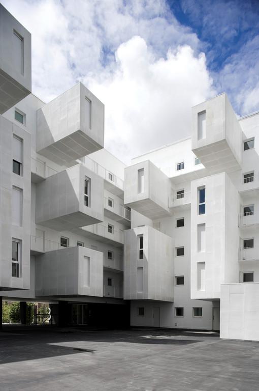 102 Habitations publiques - Dosmasunoarquitectos © Miguel de Gúzman / Alberto Nevado