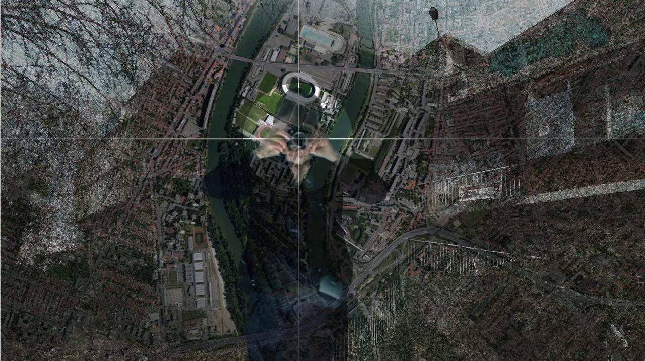 Mission Architecture, Prix diffusion, Cécile Bricault-Khechaï.
