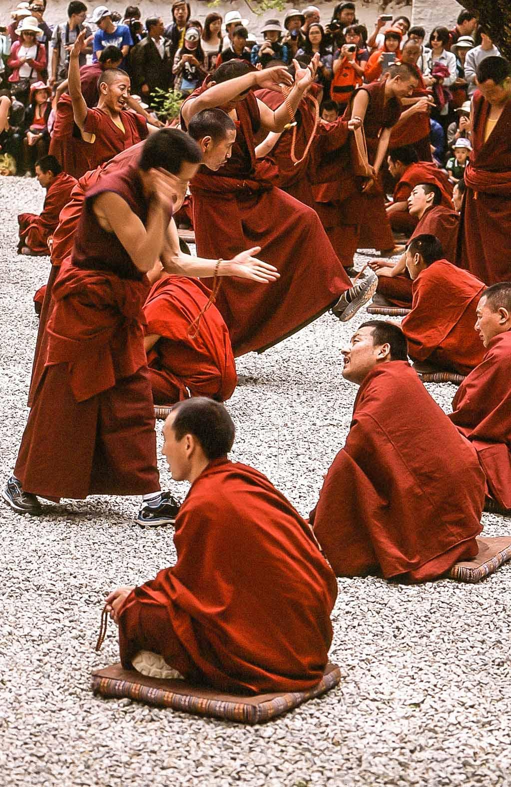 Sera Kloster/monastery, Tibet