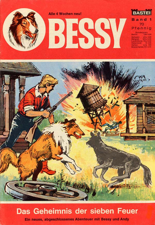"""Bessy - PDF - Heft Nr. 1 - 70 - ARCHIVE.ORG - KOMPLETT!"