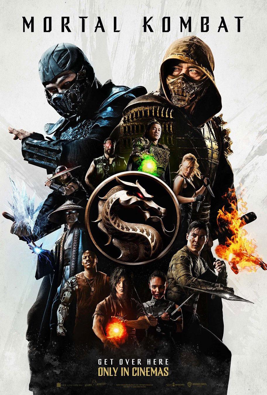 """""""Mortal Kombat 2021"""" ‧ Action/Fantasy."""" Stream"""