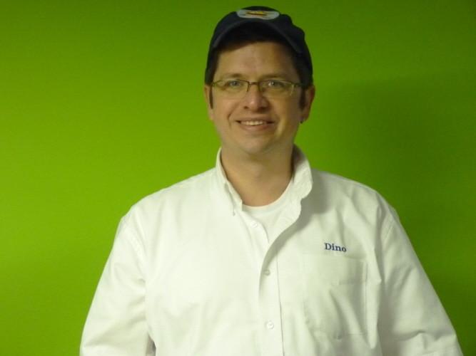 Andreas Soff  1. Vorstand und Tänzer
