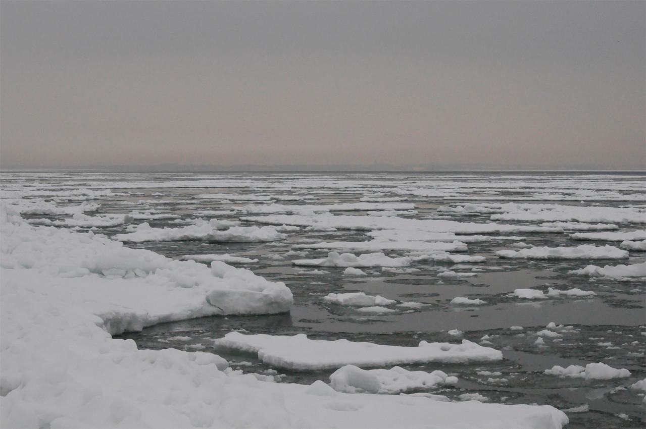 Neustädter Bucht, Februar 2010