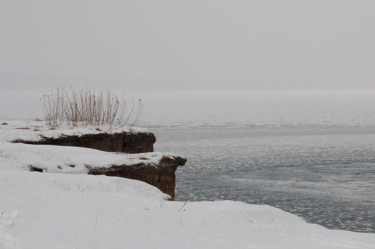 Brodtener Ufer, Februar 2010