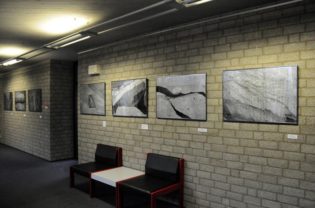 """"""" SPUREN DER EISZEIT"""", Kulturverein Borgholzhausen, September 2010"""