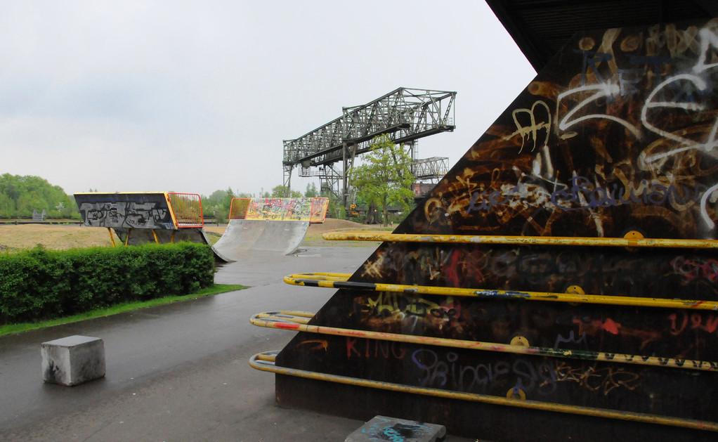 Landschaftspark Duisburg-Nord, 2010