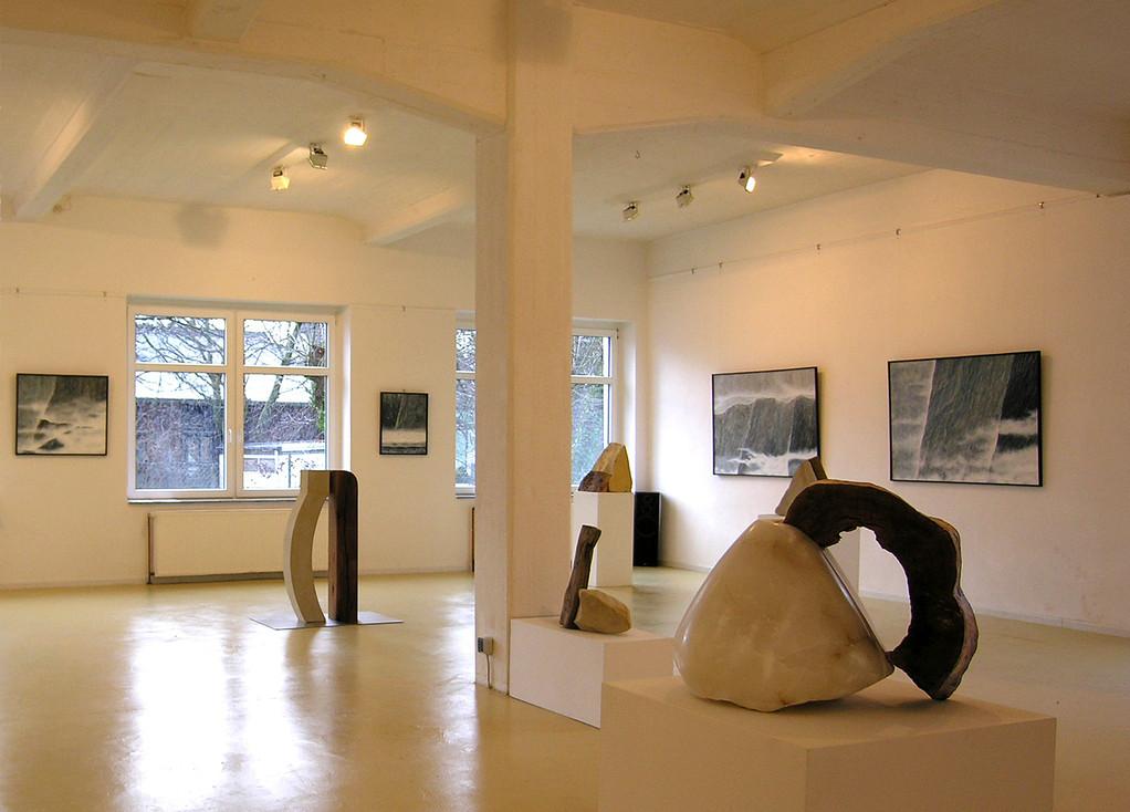 """ZEITLOS"", Kunstwerk Herford, Februar 2006"
