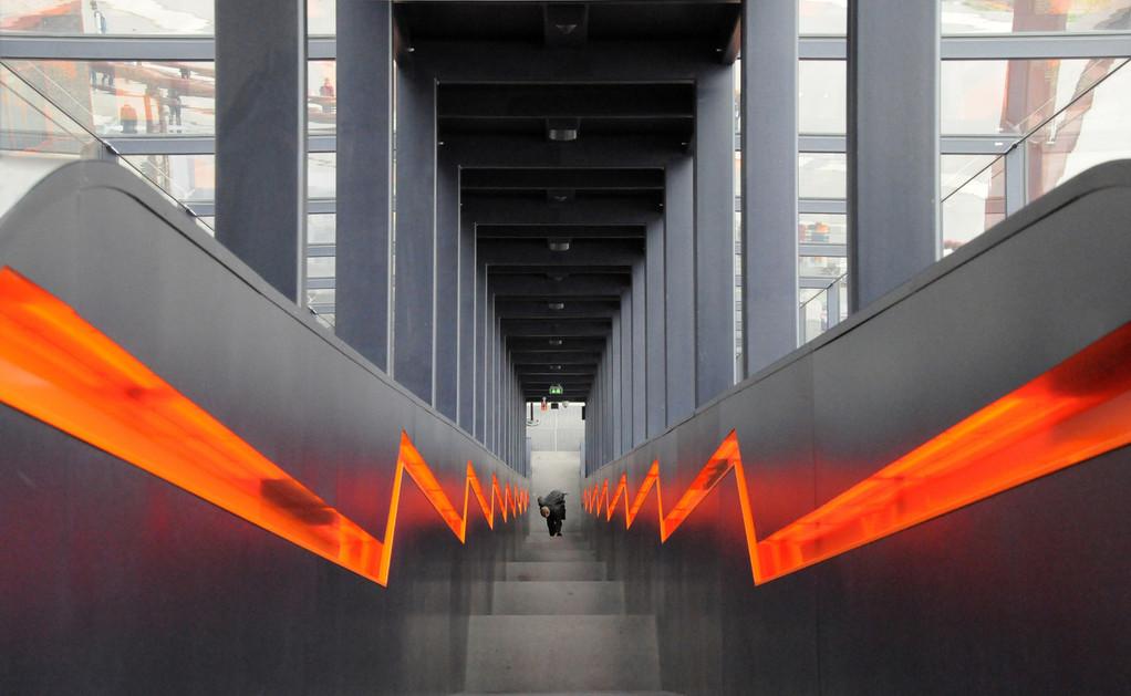 Zeche Zollverein, Essen, 2010