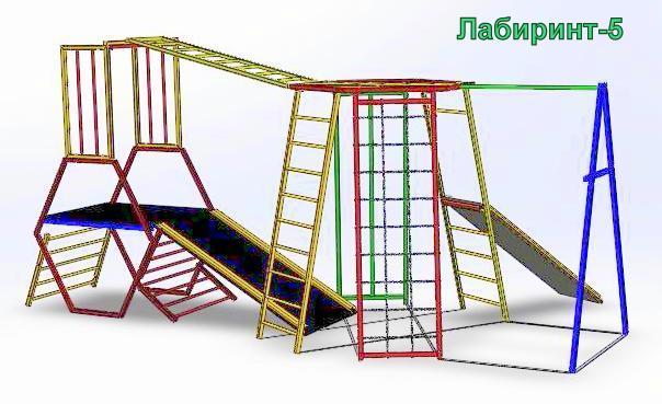 ДСК Лабиринт 5