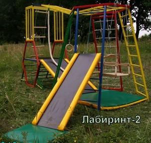 ДСК Трансформер Лабиринт-2, детские лабиринты. детские горки, детские площадки, детские уголки, дск трансформер