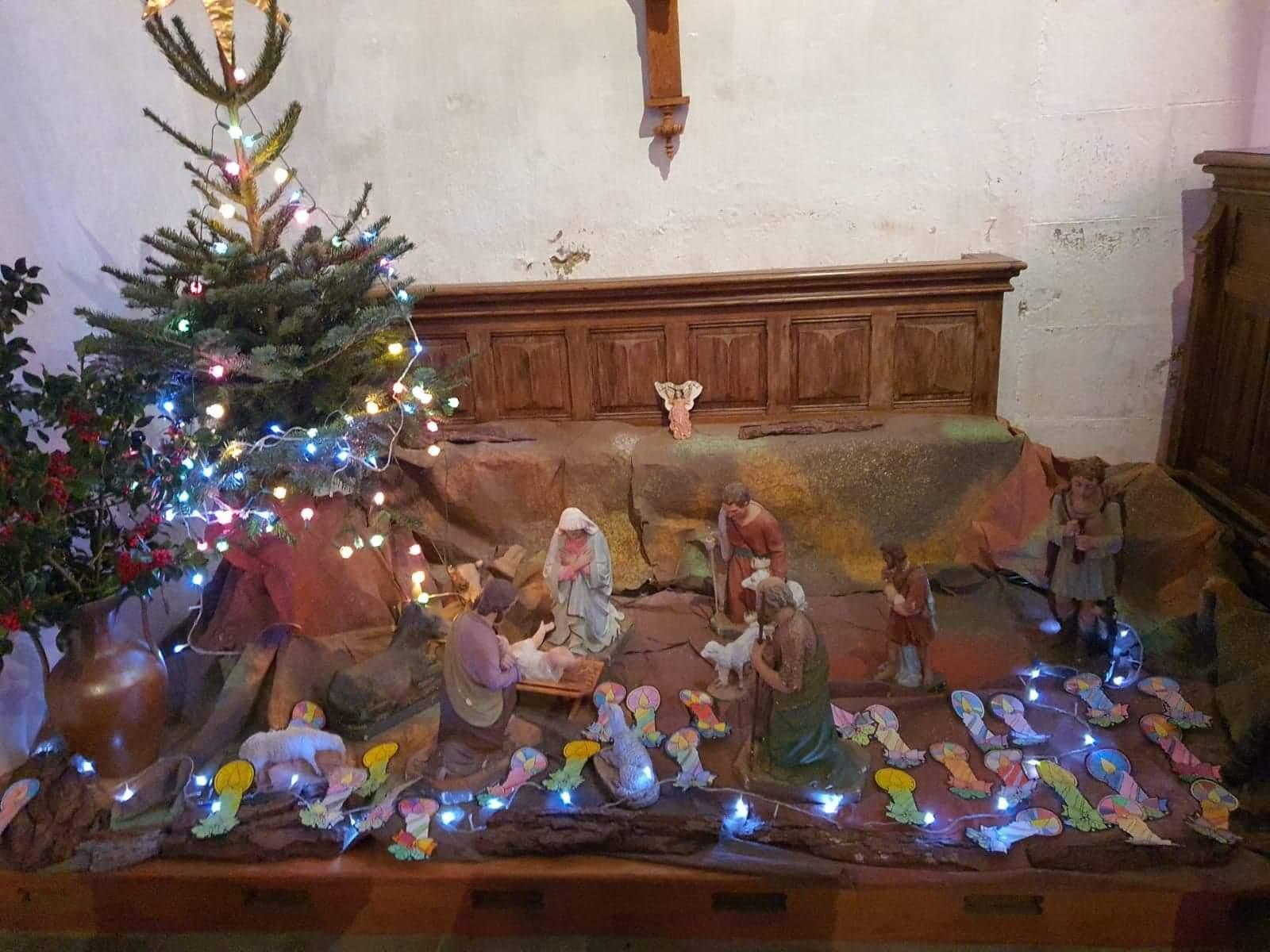 Célébrations de Noël des écoles
