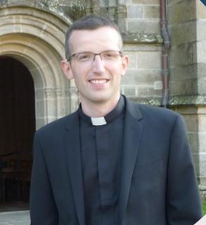 Neuvaine de prière pour l'ordination sacerdotale de Laurent Daniellou