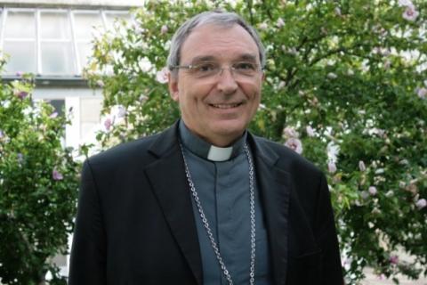 Mgr Laurent Dognin dans l'émission La vie des diocèses sur KTO