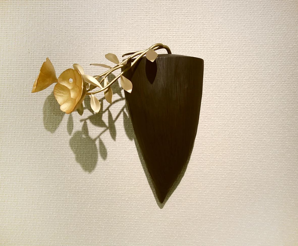 松田 重仁 「黄金の花」